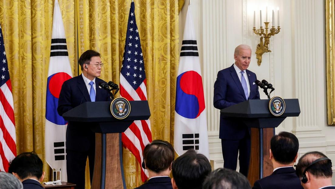 """Analista explica por qué el intento de EE.UU. de unir a Seúl a un bloque antichino podría convertir Corea en """"punto de inflamación de la Guerra Fría"""""""