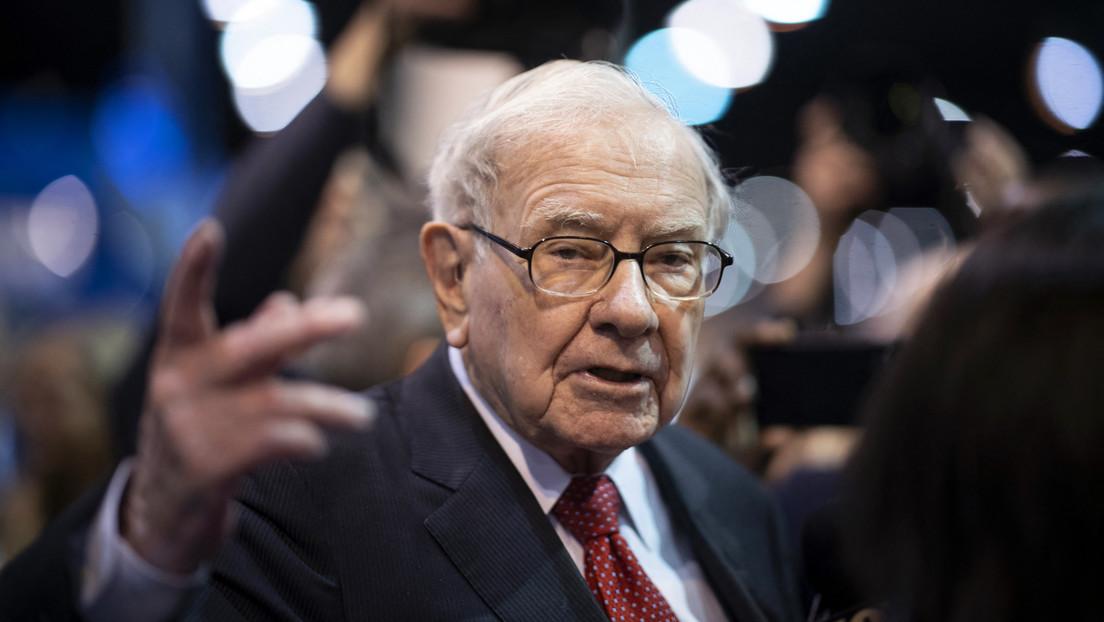 El indicador 'oráculo' de Warren Buffet marca un 200 % augurando un desplome del mercado