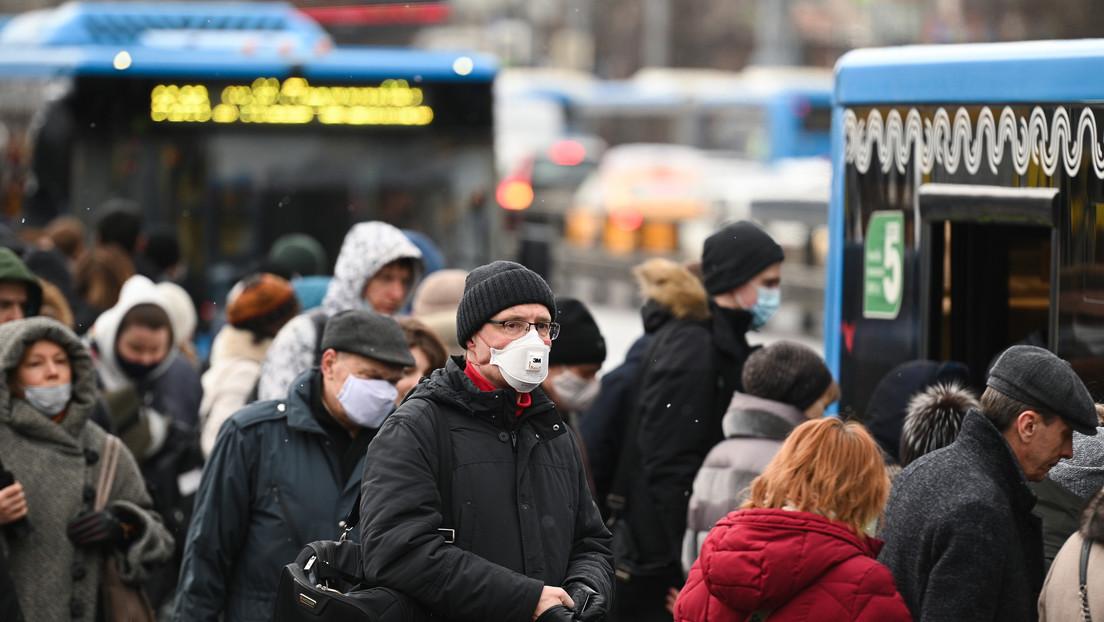 Moscú entra en el 'top-3' de las grandes ciudades que mejor superaron las consecuencias de la pandemia de coronavirus