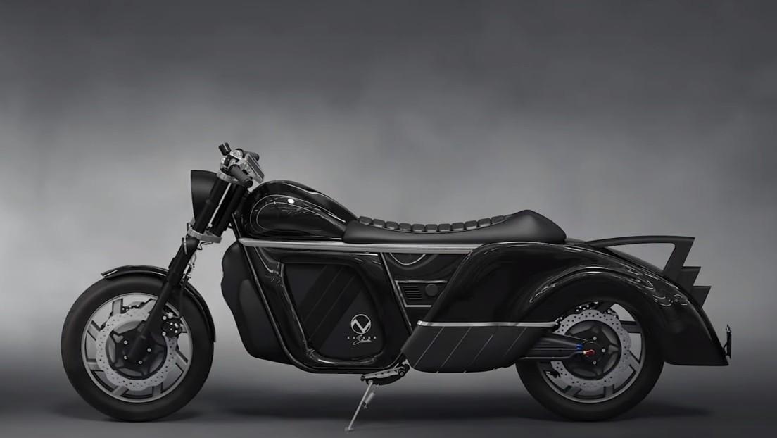 De 2 motores y aspecto 'vintage': una 'startup' de EE.UU. desarrolla una moto eléctrica capaz de cubrir 480 kilómetros con una sola carga
