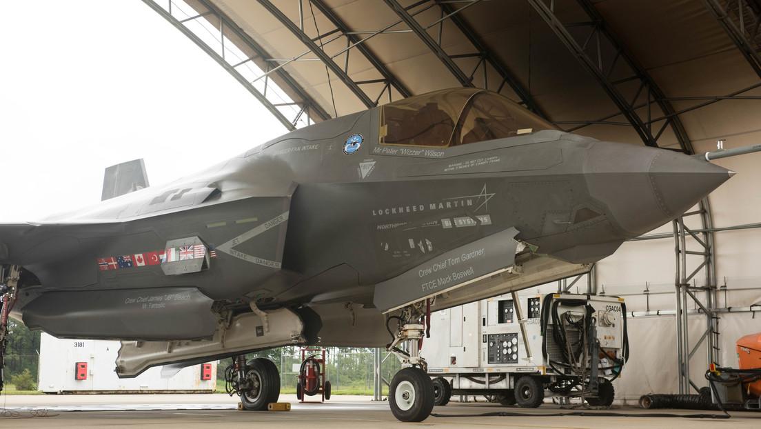 La ausencia de los avanzados cazas F-35 es la mayor sorpresa del presupuesto de EE.UU. para 2022