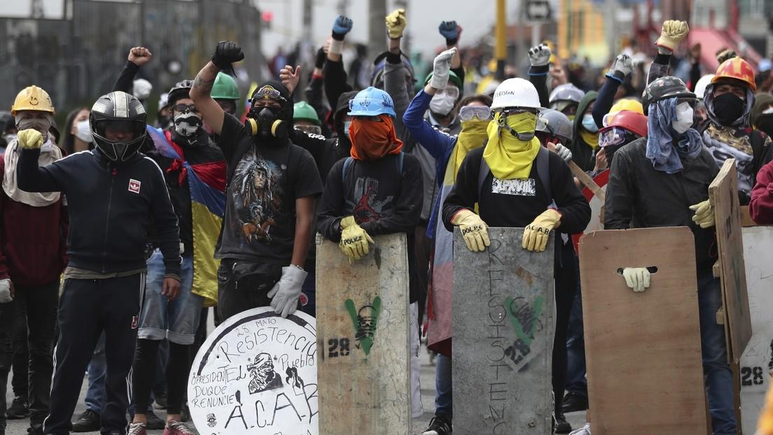 Cuando protestar te cuesta la vida: las cifras de la violencia homicida contra manifestantes a 36 días del Paro Nacional en Colombia
