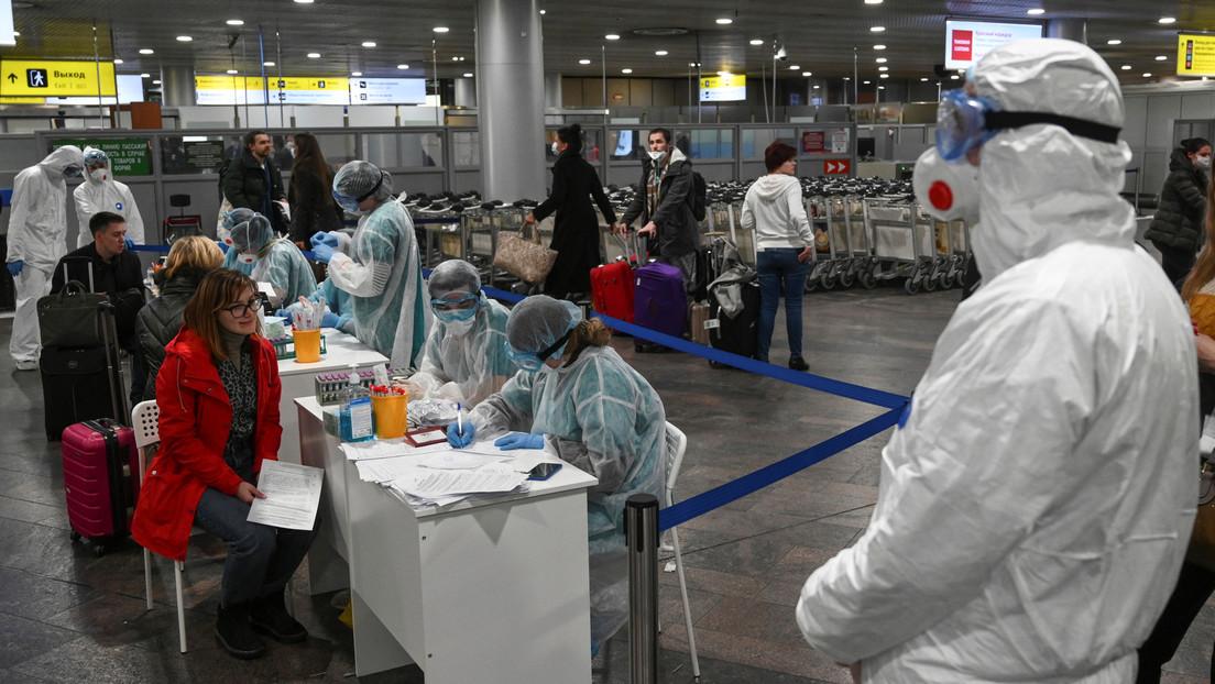 """Putin: """"Estamos listos para dar a los extranjeros la oportunidad a venir a Rusia para vacunarse contra el covid-19"""""""