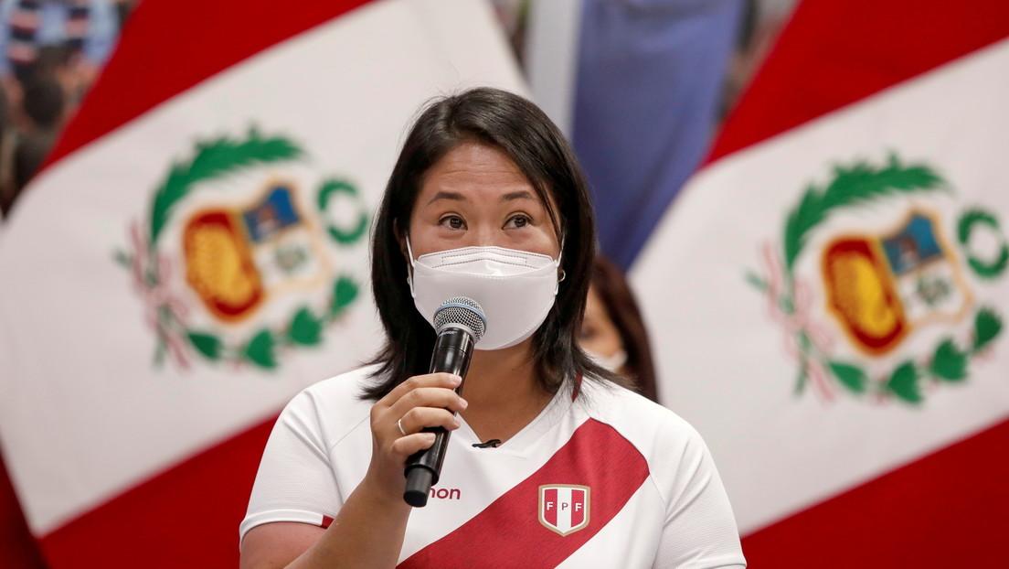 La Justicia de Perú ratifica la continuidad del proceso contra Keiko Fujimori por delitos de corrupción