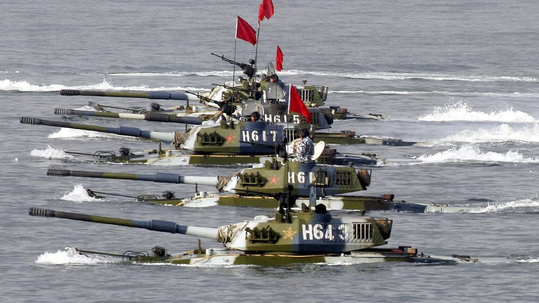 El tanque ligero más avanzado de China entra en servicio del Cuerpo de Marines: ¿qué se sabe de esta arma de producción nacional?