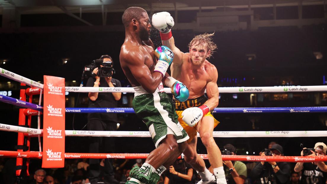 El esperado combate de exhibición entre Floyd Mayweather y Logan Paul termina sin resultado