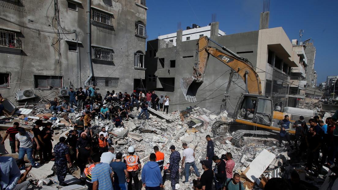 """Corea del Norte condena a Israel por convertir Gaza """"en un enorme matadero humano y lugar de masacre de niños"""""""