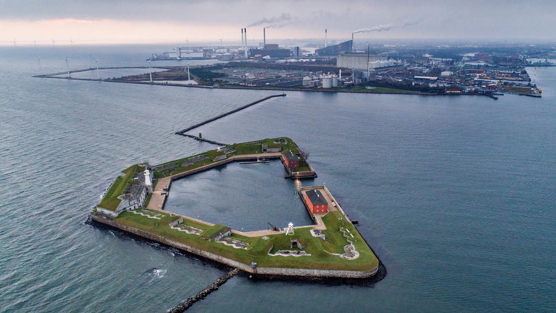 Dinamarca aprueba la construcción de una enorme isla artificial que inquieta a su población y sus vecinos