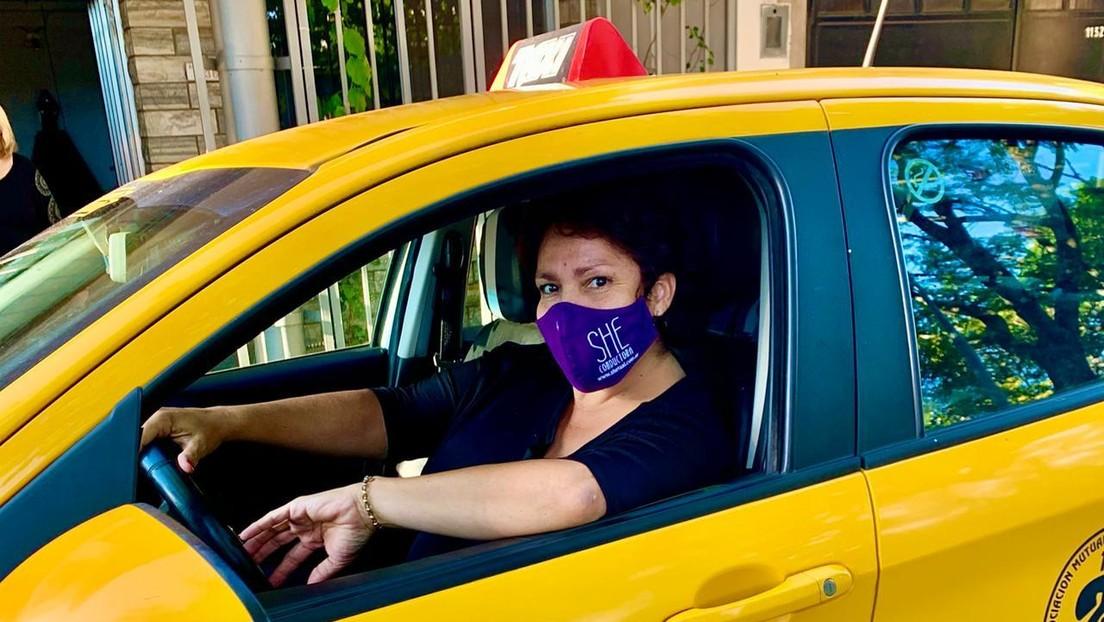 She Taxi, la aplicación para viajar con choferes mujeres que crece en Argentina (y por qué es importante)