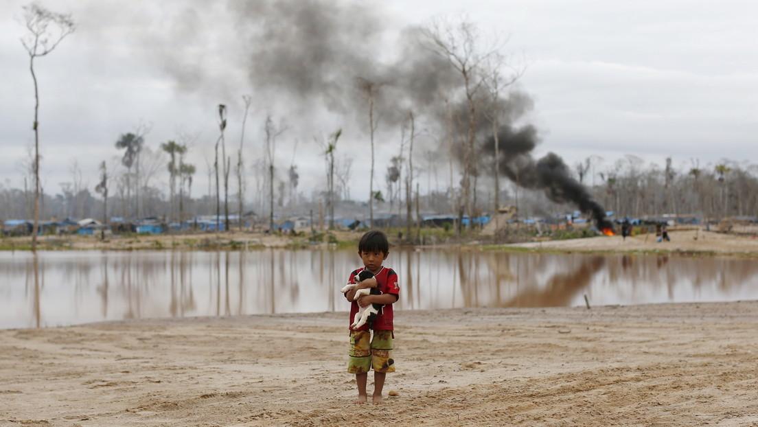 Hallan altos niveles de plomo en la sangre de indígenas de la Amazonía peruana provocados por extracciones y derrames de petróleo