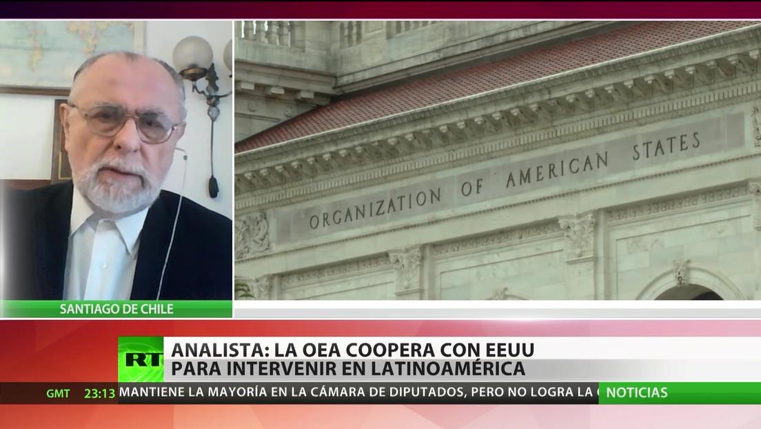 Latinoamérica se levanta contra el mando parcializado de la OEA