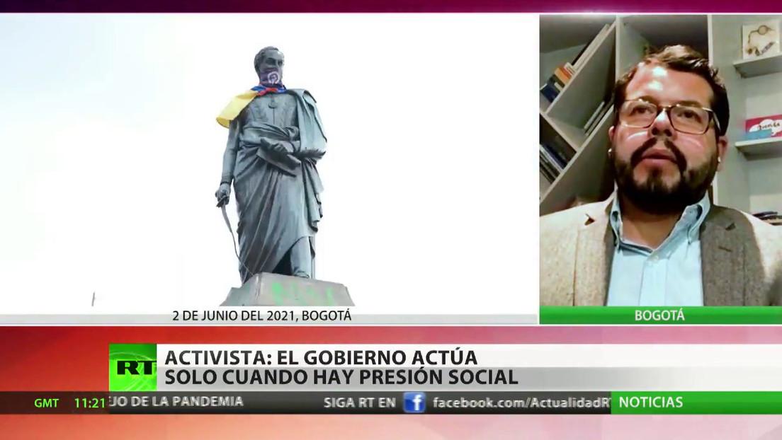 """""""Estado reactivo"""": ¿El Gobierno solo actúa en Colombia cuando hay una presión social?"""