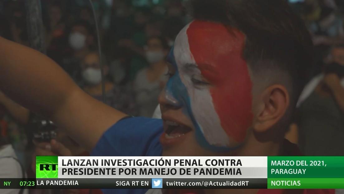 Paraguay: el Ministerio Público abre una investigación penal contra el Gobierno por mal manejo de la pandemia