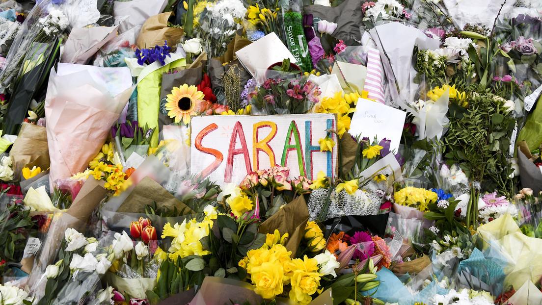 Un policía admite haber secuestrado y violado a Sarah Everard, hallada muerta en Londres