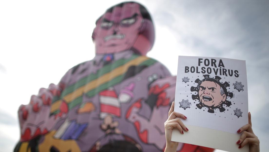 Cómo Bolsonaro pretende recuperar la popularidad perdida con la Copa América de Brasil