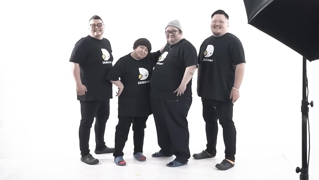 VIDEO: Una agencia japonesa ofrece 'alquilar' a personas con sobrepeso a 18 dólares la hora (y enseguida es un éxito)