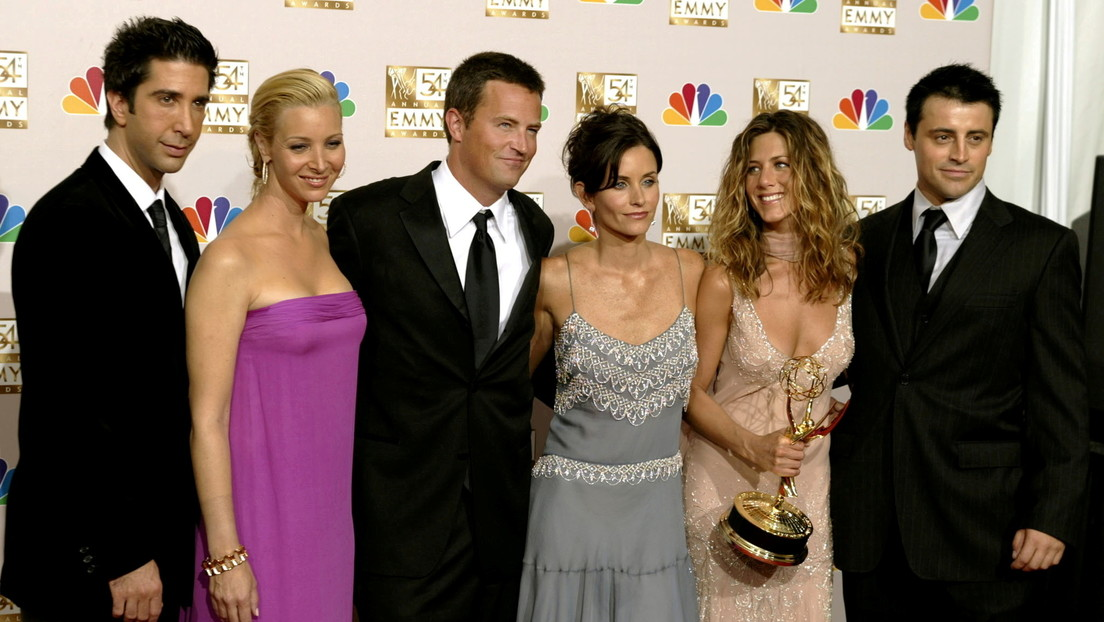 El emotivo reencuentro del elenco de 'Friends' estuvo a punto de arruinarse antes de la grabación