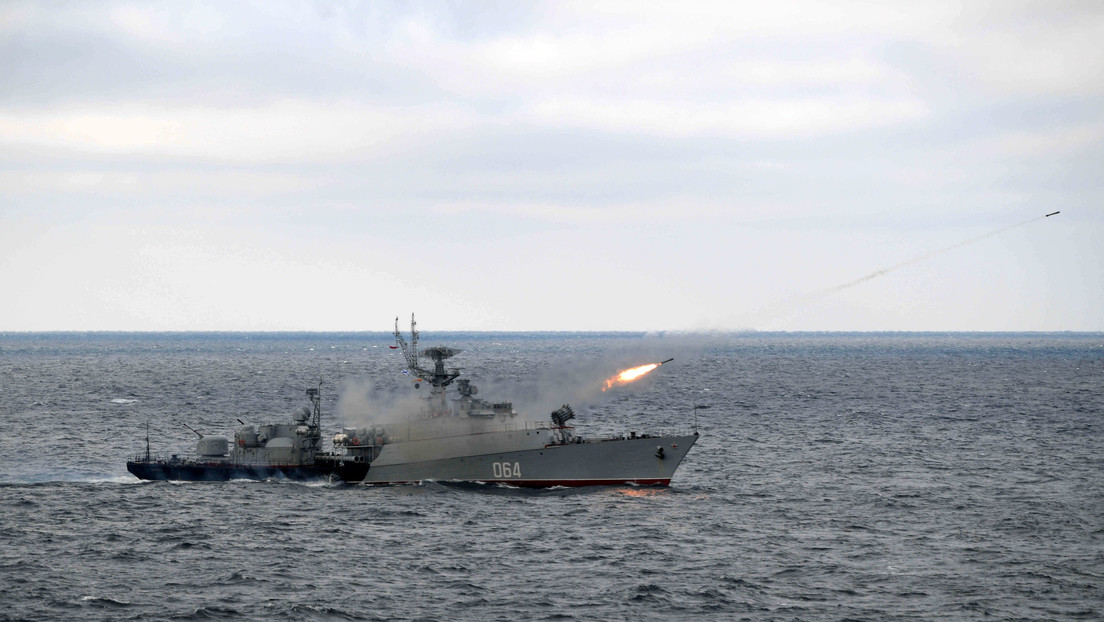 Rusia estaría construyendo su primer barco completamente sigiloso