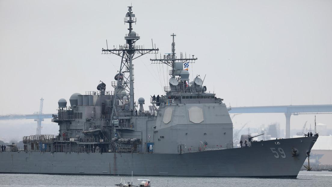 La Armada de EE.UU. da inicio al ambicioso proyecto de su principal nave de combate que no es un portaviones