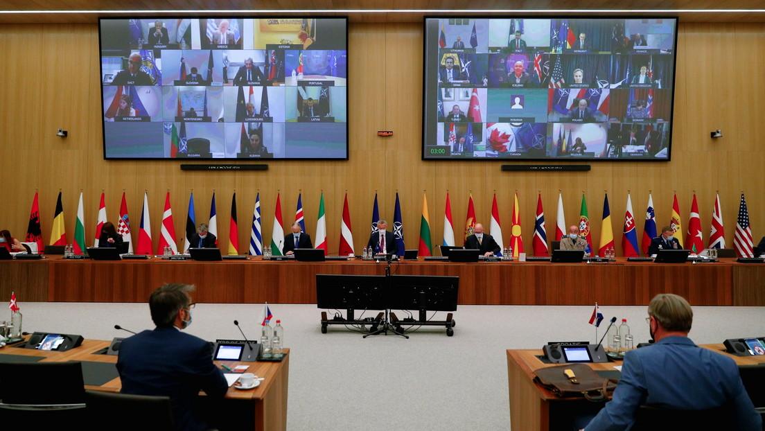 """""""La Guerra Fría tenía que quedarse en el pasado"""": un alto diplomático ruso acusa a la OTAN de promover la supuesta amenaza de Moscú"""