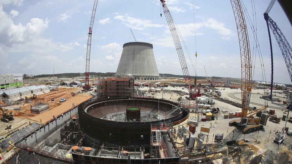 La única planta de energía nuclear en construcción de EE.UU. enfrenta nuevos retrasos y sobrecostos
