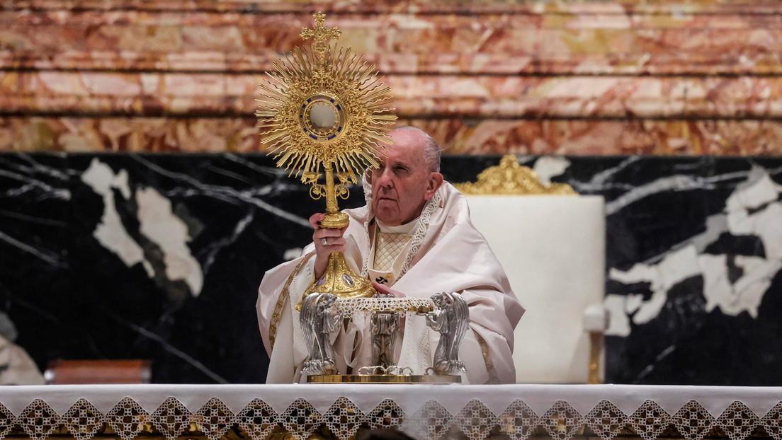 El papa Francisco rechaza la dimisión del cardenal alemán Marx por un escándalo de abuso sexual
