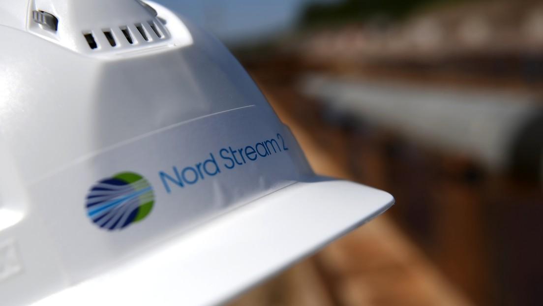 Se completa la conexión técnica del tramo marino de la primera rama del Nord Stream 2