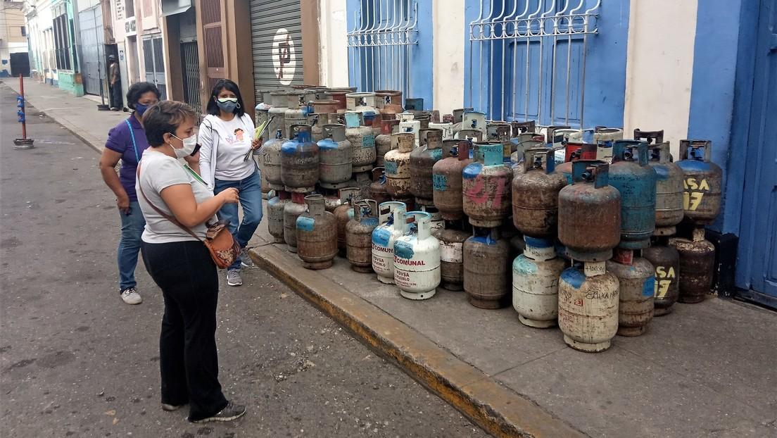 La (invisible) épica cotidiana de las mujeres que se organizan para llevar el servicio de gas a sus comunidades en Venezuela