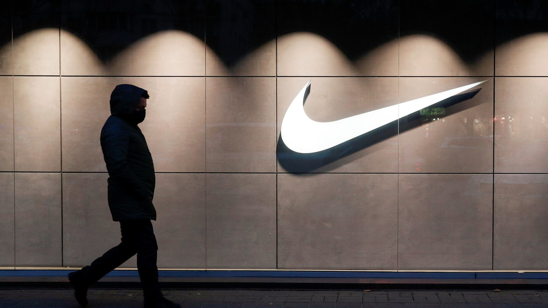 FOTO: Nike 'tropieza' con una palabra griega en el diseño de sus nuevas zapatillas (y la Red no perdona)