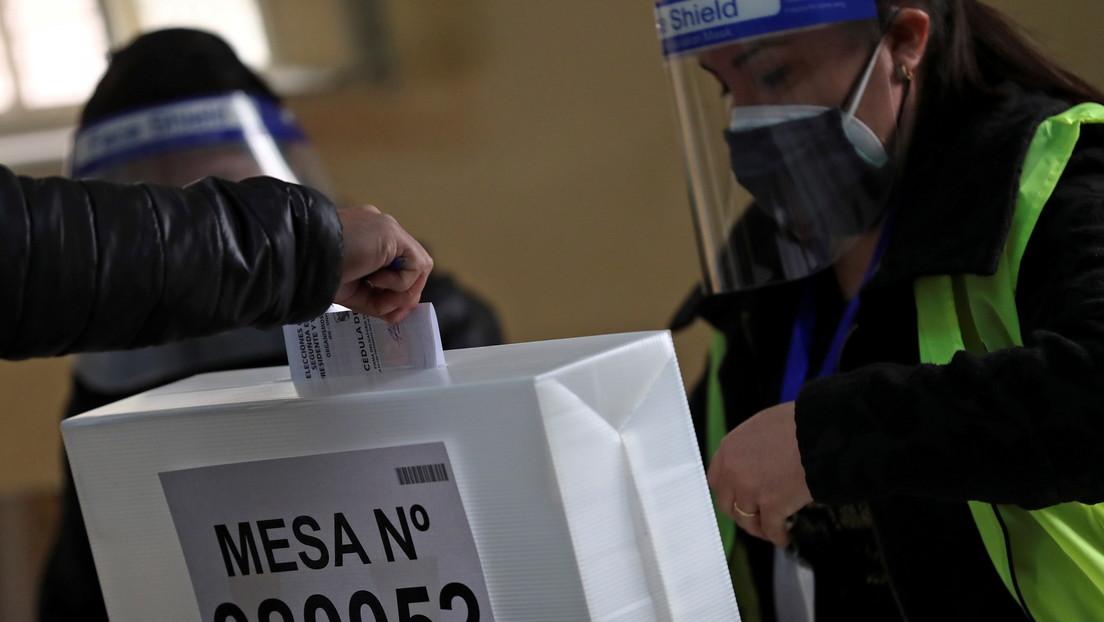 Finaliza el procesamiento del 100% de las actas de las elecciones en Perú y solo resta el conteo de las que tienen observaciones
