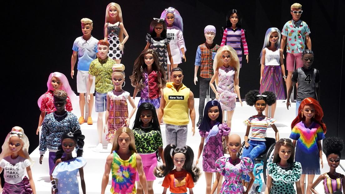 Barbie lanza una línea de muñecas amigables con el medio ambiente