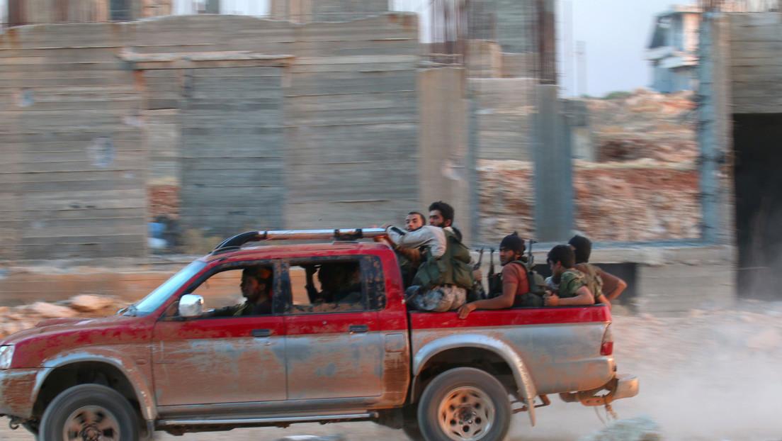 Terrorismo de rostro amable en Siria: cómo blanquear a un yihadista para convertirlo en una alternativa