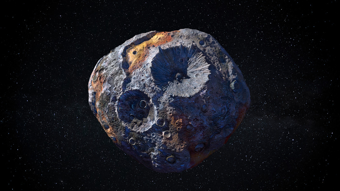 An asteroid worth thousands of times the value of the global economy could be a 'pile of rubble' - Sunday Vision