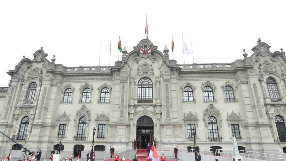 Cancillería de Perú pide a la comunidad internacional abstenerse de hacer comentarios sobre el proceso electoral