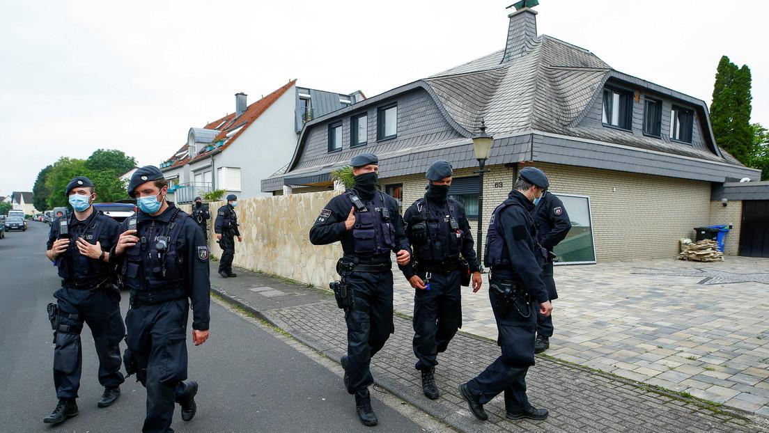 Disuelven en Alemania una unidad policial de élite tras descubrirse que algunos integrantes intercambiaban mensajes racistas y de extrema derecha