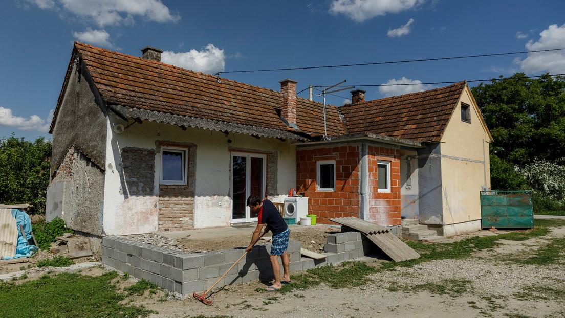 Una ciudad croata vende casas abandonadas por 16 centavos en su lucha contra la despoblación