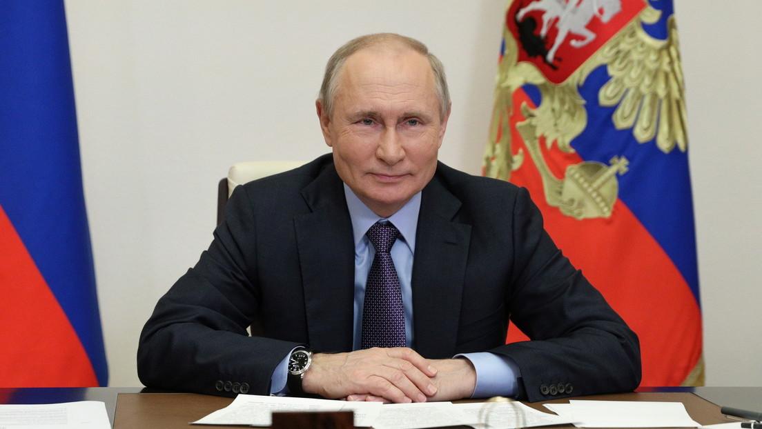"""Putin advierte que la relación con EE.UU. """"se ha deteriorado hasta su punto más bajo de los últimos años"""""""