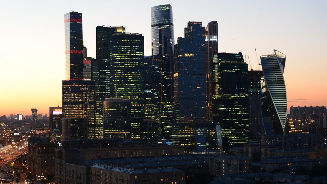 Muere una joven al caer del piso 86 de un rascacielos de Moscú