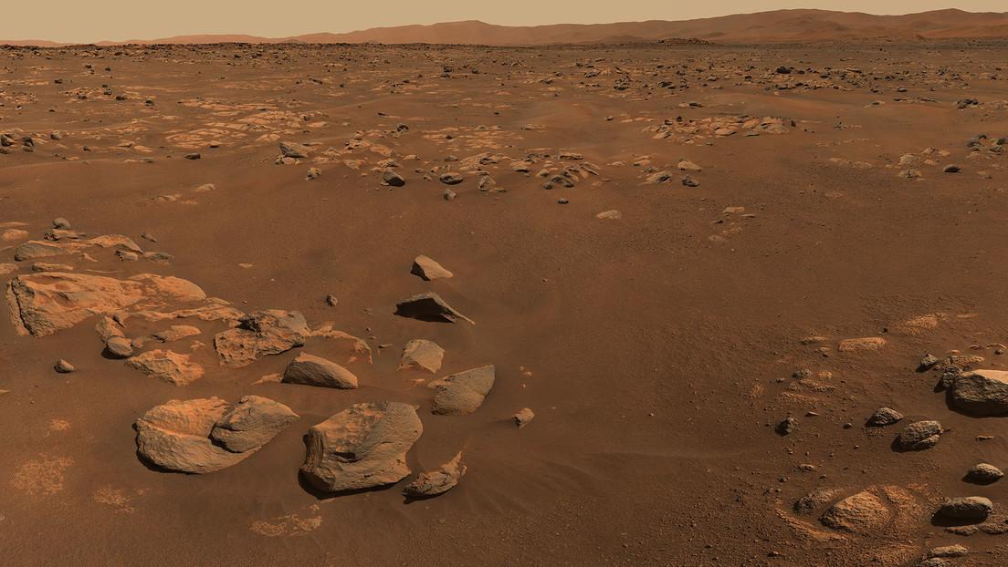 El róver Perseverance de la NASA capta su primer panorama en 360° de Marte (y se lo puede ver con sonido)
