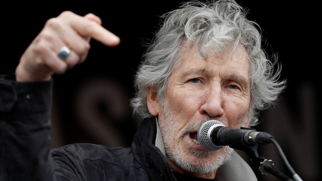"""""""Quieren matar a Assange porque dijo la verdad"""": Roger Waters pide a Biden que acabe con esta """"repulsiva"""" persecución"""