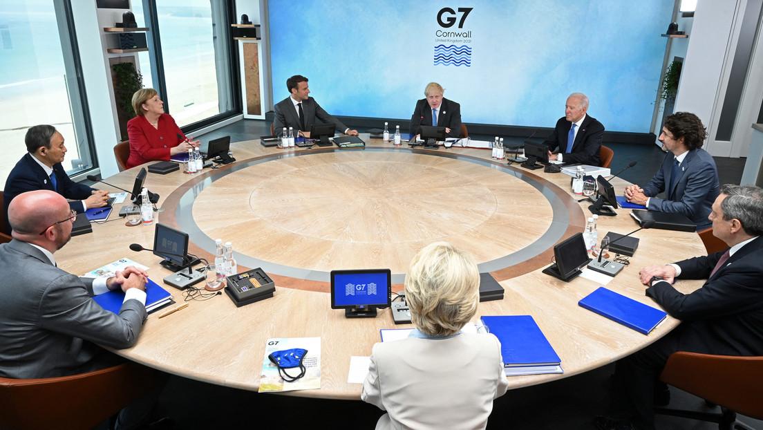 China, cambio climático y vacunación contra el coronavirus: los puntos principales que acordaron los líderes del G7