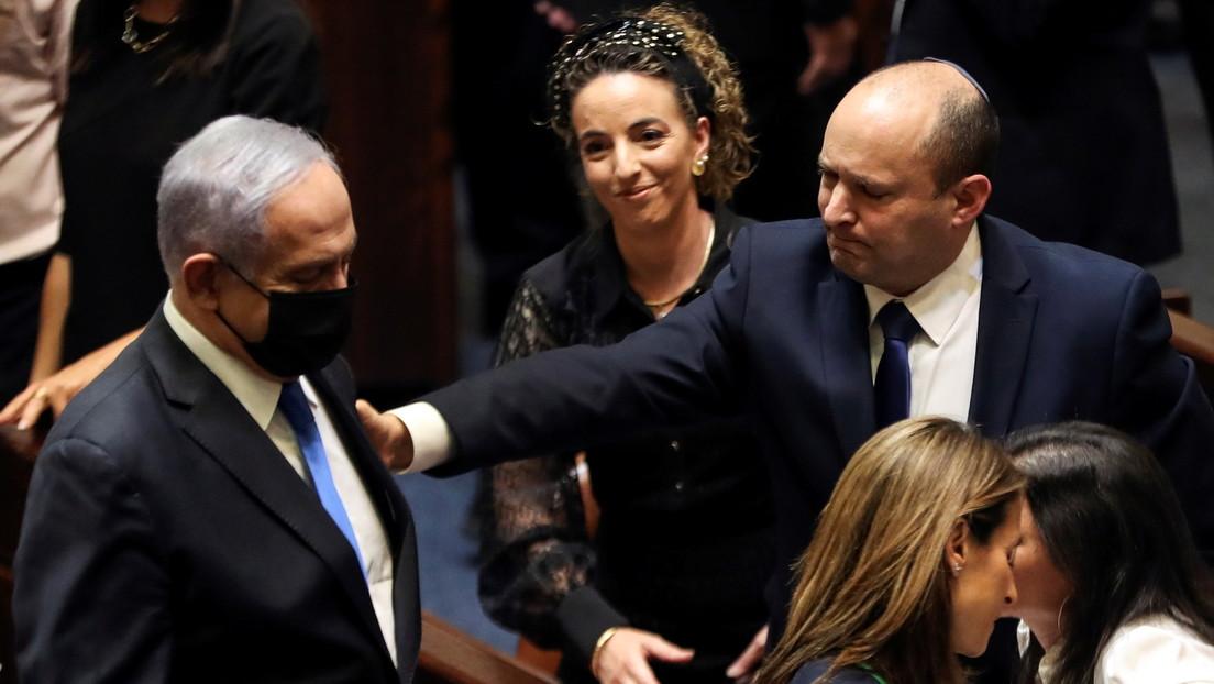 Apartan del poder a Netanyahu: Naftali Bennett se convierte en el nuevo primer ministro de Israel