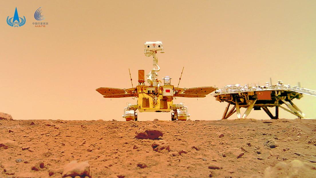 China mira a Marte y más allá: para 2030 quiere lanzar una misión que le permita traer muestras del planeta rojo