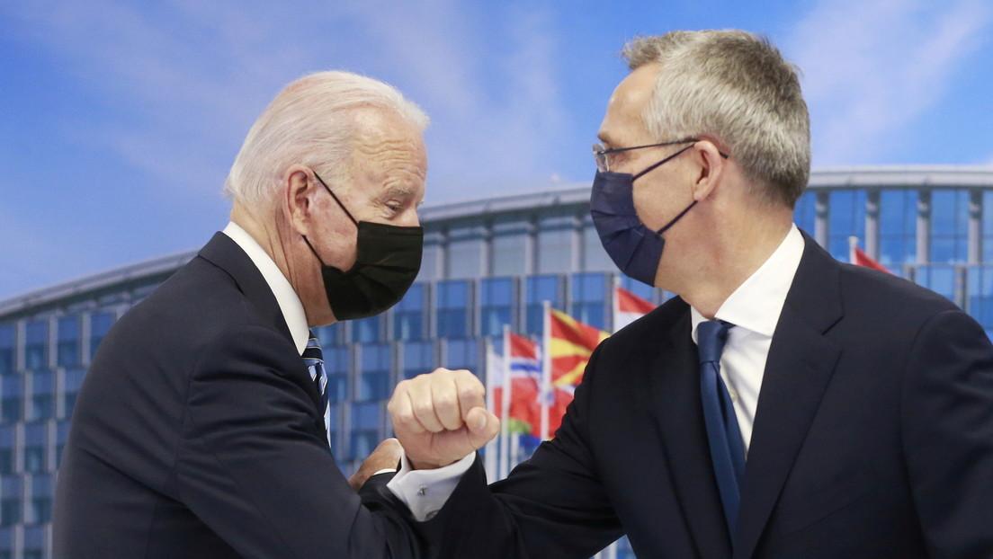 """Biden califica como """"una obligación sagrada"""" la defensa colectiva de los miembros de la OTAN"""