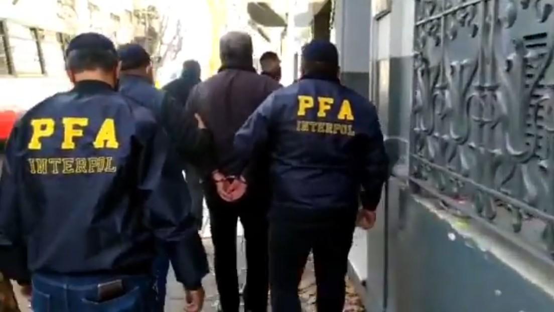 Capturan en Argentina a un prófugo exmilitar chileno de la dictadura de Pinochet, condenado por delitos de lesa humanidad