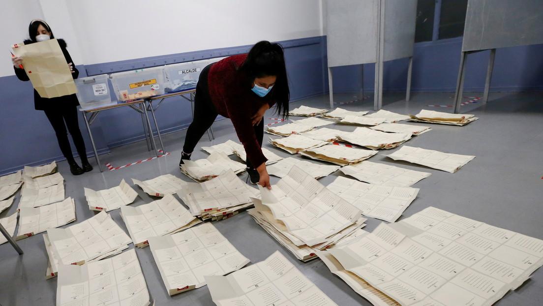 Otro descalabro electoral para la derecha en Chile: los partidos de centroizquierda arrasan en la segunda vuelta de gobernadores