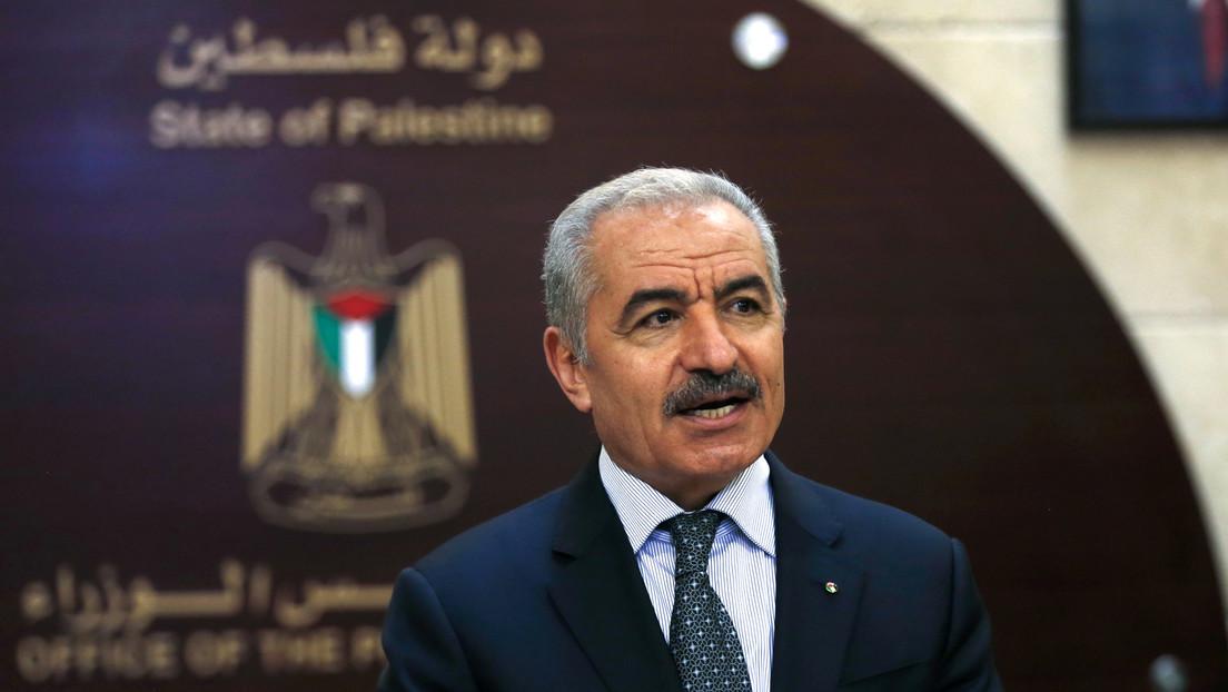 """Palestina califica la salida de Netanyahu como """"el final de uno de los peores periodos de la historia del conflicto"""""""
