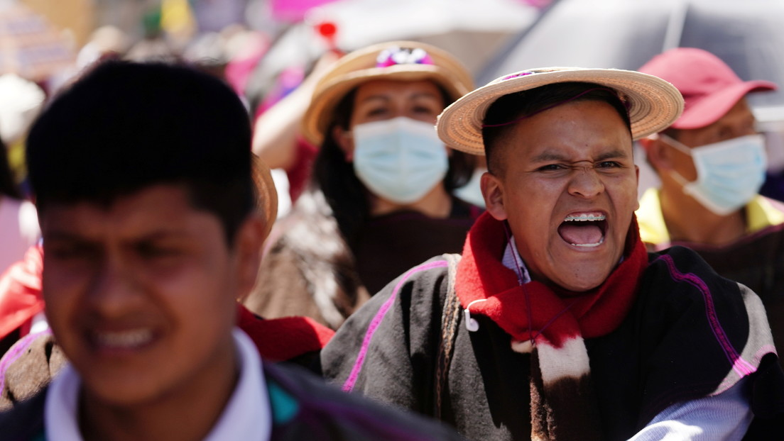 La ONU no tiene evidencia de influencia de gobiernos extranjeros en las protestas de Colombia