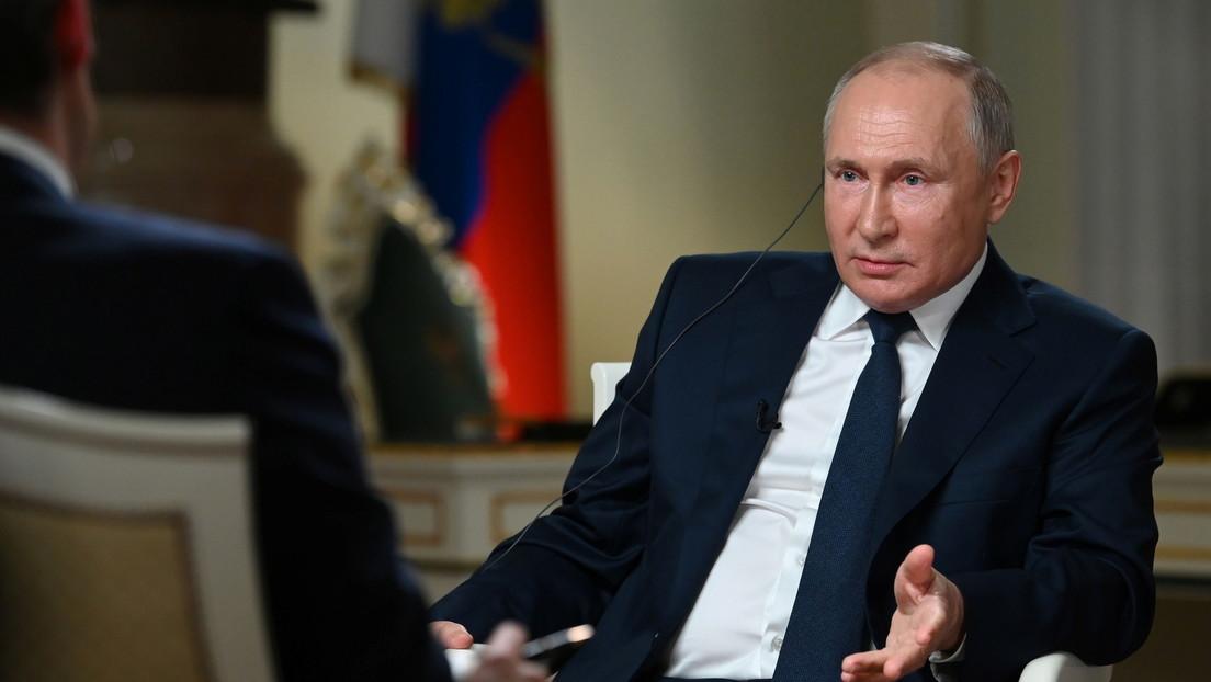 Putin lamenta que la OTAN no cumpliera su promesa de no expandirse hacia el este (VIDEO)