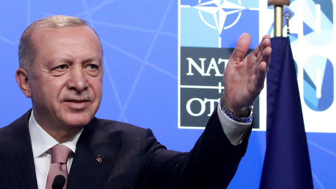 Erdogan tras reunirse con Biden: la posición de Turquía respecto a los S-400 rusos no ha cambiado
